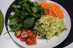 Glutenfrie spinatvafler-9624