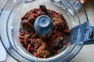 Rå superfood muffins med blåbærcreme-0075