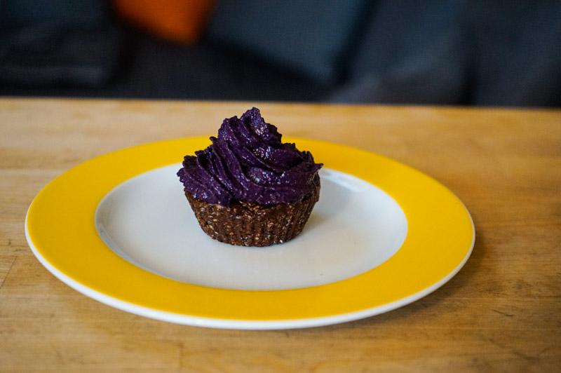Rå superfood muffins med blåbærcreme-0113