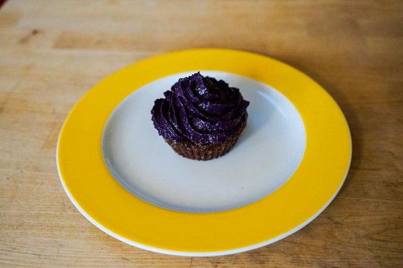 Rå superfood muffins med blåbærcreme-0114
