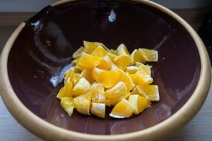 Sort quinoa-salat med appelsin og blåbær-2779