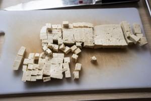 Glutenfri porretærte med spinat og tofu-3583