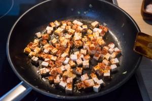 Glutenfri porretærte med spinat og tofu-3584
