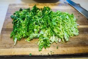 Grøn kålsalat med æble-3408