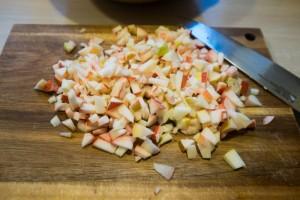 Grøn kålsalat med æble-3410