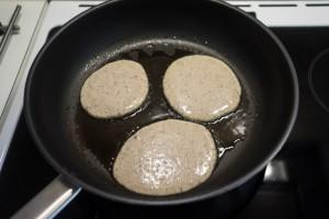 Glutenfrie, veganske, amerikanske pandekager-3886