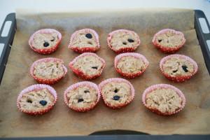 Veganske og glutenfrie blåbærmuffins-5292