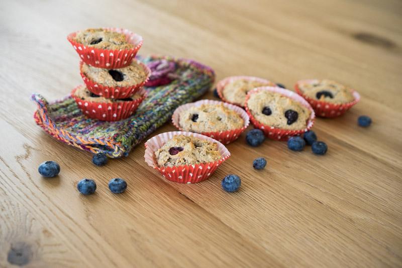 Veganske og glutenfrie blåbærmuffins-5297
