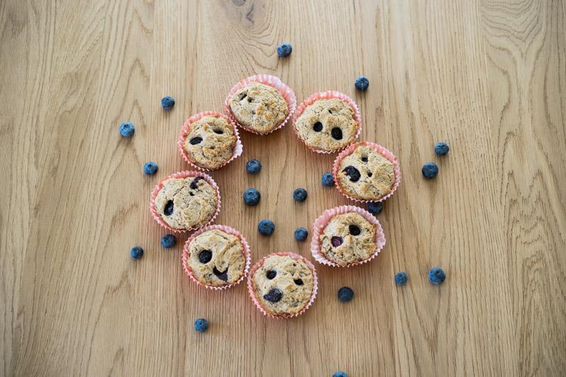 Veganske og glutenfrie blåbærmuffins-5313