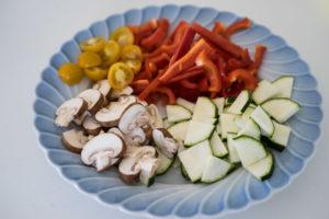 Glutenfri og vegansk pizza-6622