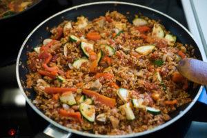 Glutenfri og vegansk pizza-6624