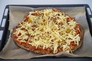 Glutenfri og vegansk pizza-6628