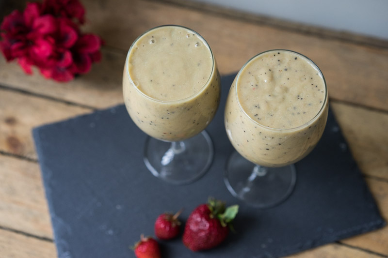 Passions-smoothie med jordbær-6422
