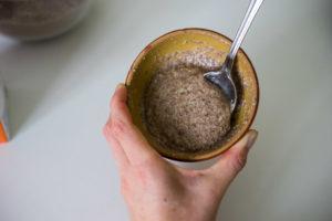 Glutenfri og vegansk chokoladekage-6742