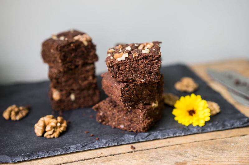 Glutenfri og vegansk chokoladekage-6766
