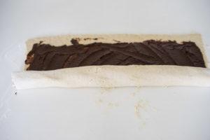 Glutenfrie og veganske chokoladesnegle-6823