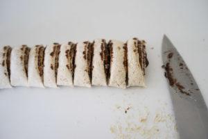 Glutenfrie og veganske chokoladesnegle-6824