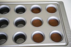 Vegansk chokolade panna cotta-6708