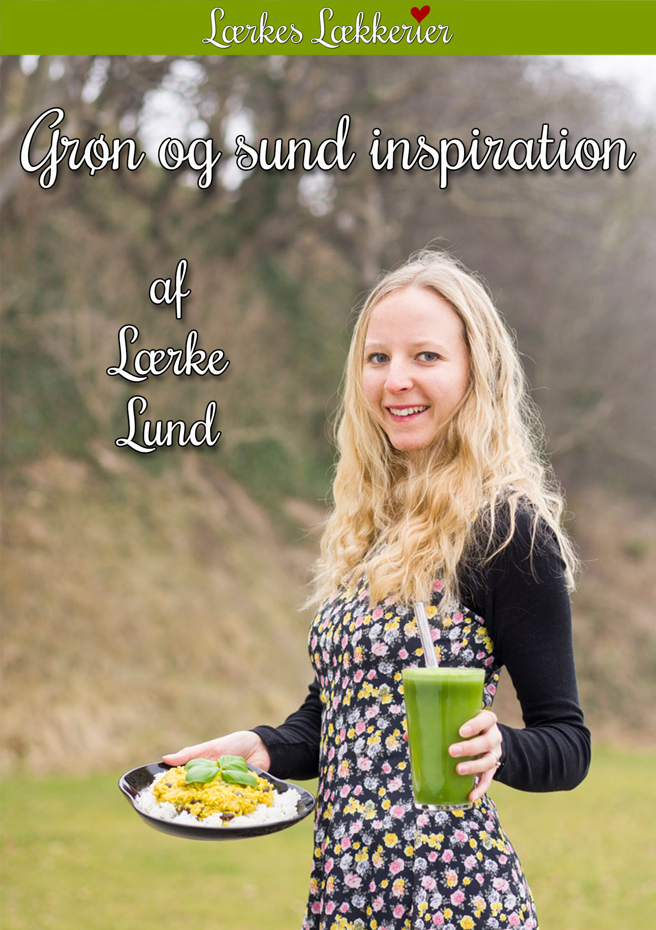Grøn og sund inspiration e-bog