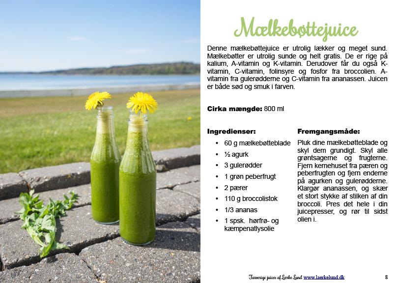 Farverige-Juices-Mælkebøttejuice